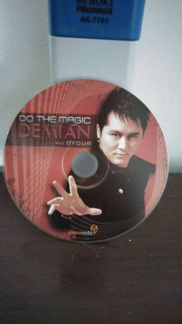 CD Rahasia Sulap Demian Do The Magic 0