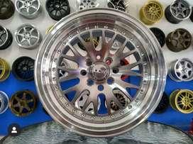 ccw silver ml velg mobil calya vios ready di ottoban imam bonjol R15