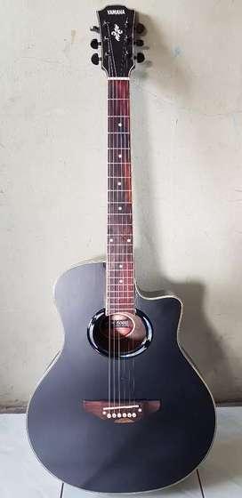 Gitar acustik apx500ii murah
