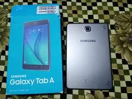 Samsung Tab A 4g sim 1year old