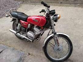 Rx100 1989 Japan engine mini bullet