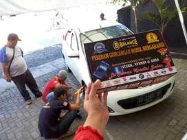 Lebih NYAMAN setelah Mobil dipasangkan BALANCE Sport Damper