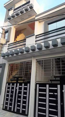 Newly duplex house for sale