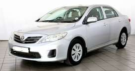 Toyota Corolla Altis G Diesel with new Tyre nd Battery Company Service