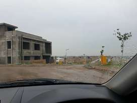 Plot for sale in behreatown phase8 sectorM
