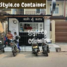 BOOTH CONTAINER CUSTOM | BOOTH SEMI CONTAINER USAHA | CONTAINER USAHA