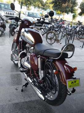 Jawa Classic Dual Channel ABS