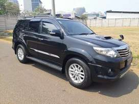 Fortuner G VNT TRD AT 2013 Hitam 13 14