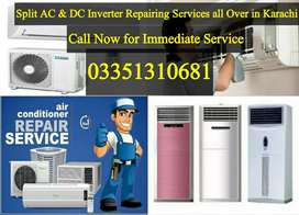 AC Repairing & Servicing at Home and Office Call for Immediate Service