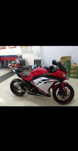 Ninja 250 fi 3013