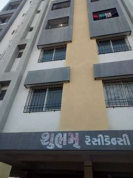1bhk flat.urgent vahechavanu che. title clear. All tax etc complete.