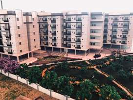 At Patancheru Gated 1,2,3 BHK Flats for Sale