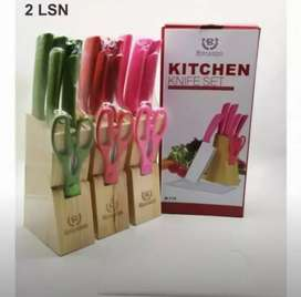 Pisau full set kitchen set