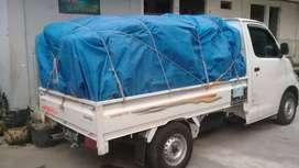 Sewa pickup dan jasa angkutan barang pindahan A01