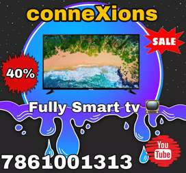Brand new 42inches full hd smart android led tv at very low price