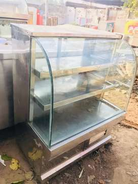 Display counter fridge 3ft available