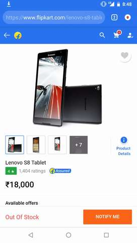 Lenovo s8 50 &s850 f tablet Not working  ,parts can be used for repair