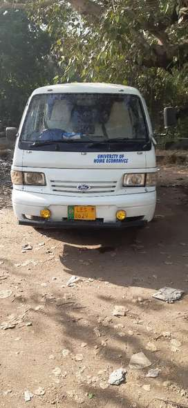 Mazda van 15 seater Japan Assembled in good condition