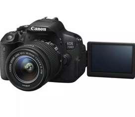 Kamera Canon 700D DiKredit Langsung Proses Cepat Barang Segera Dapat