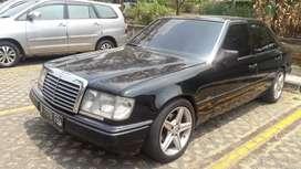 W124 Mercedes benz 300E (Boxer) tahun 92