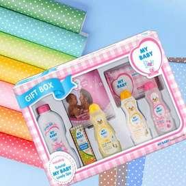 My Baby Gift Box Set/ Paket Hadiah Bayi/ Parcel Kado/ Hampers Kado
