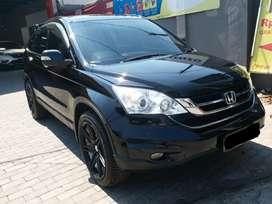 Honda New CRV 2.4 At Automatic 2012 Hitam Favorite (L), Pjk baru, Istw