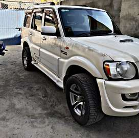 Selling my scorpio fully conditioned car
