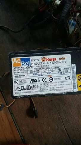 Power supply ACBEL 400W.