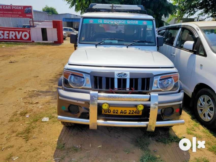 Mahindra Bolero Plus BS III, 2016, Diesel 0