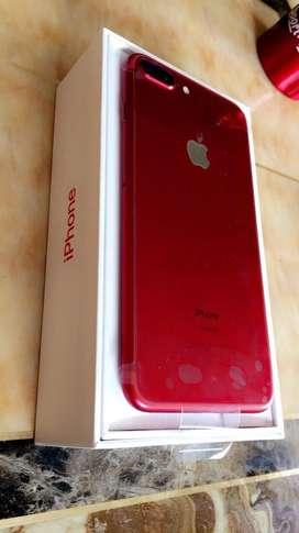 7plus, 128 GB, Red color