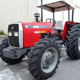 Messy Tractor 385 on easy financing