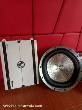 Paket audio xplod sony power venom