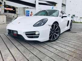 Porsche Cayman 2.7 at 2014, dp 285 jt bw mobil