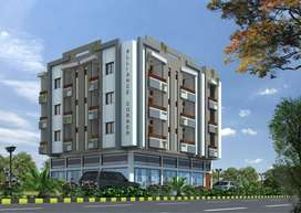 2 Bed Spacious Apartments In Surjani Town