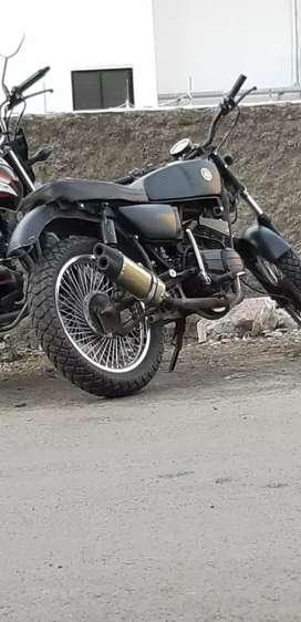 Yamaha rx135