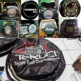 Cover/Sarung Ban Serep Taruna/Rush/Terios Meriah TOURING Murah PANTHER