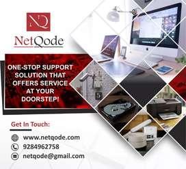 Laptop, desktop, printers repairs in panaji at your door step