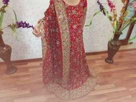Heavy Bridal Lehanga