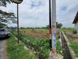 Dijual BANTING HARGA dr 2.1M, tanah di Jln Asem, Jl Parangtritis KM 7