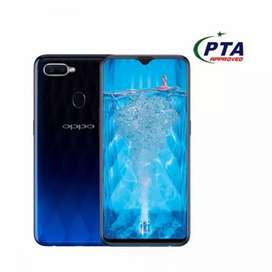 Oppo F9 10/10 With box urgently Sale