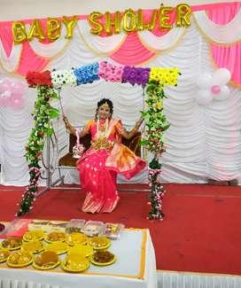 Make up birthday naming ceremony engagement zula swing baby shower