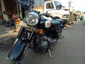 2017 Royal Enfield Classic 8000 Kms
