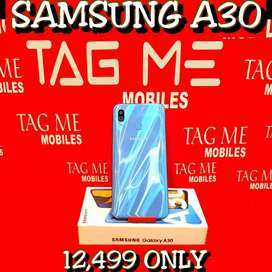 TAG ME SAMSUNG A30 LITE USED MOBILE