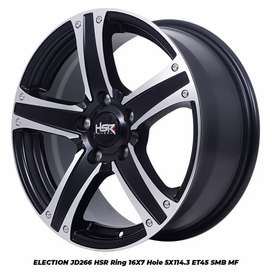 Velg HSR ELECTION ring 16 for rush inova xpander ertiga grandmax dll