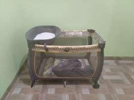 Dijual tempat tidur bayi kondisi blm pernh dipakai