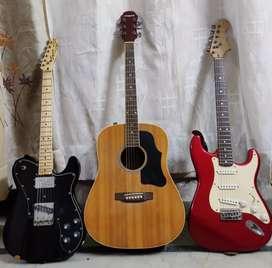 Guitar Lessons Online!