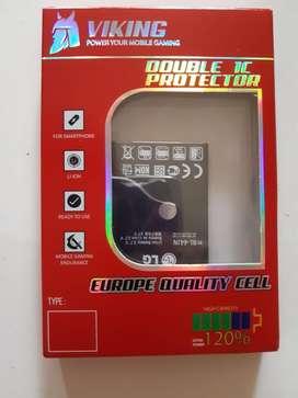 Baterai Hape LG optimus E 410