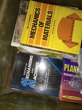 All mechanical engineering and G. S. Books