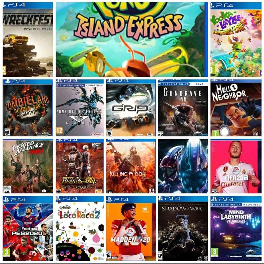 GAME PS 4 GAME KEKINIAN Bebas Pilih terjangkau mrh meriah harganya 0