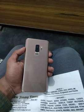 Samsung S9 plus 128GB 6 GB RAM